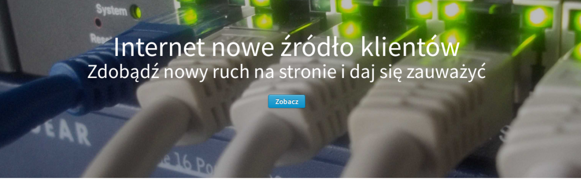 Nowa strona blinked.pl